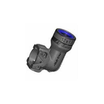90º adapter - union