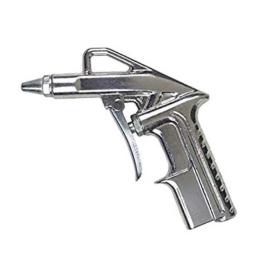 Pistola Soplado De Aluminio Zamac 16 Bar