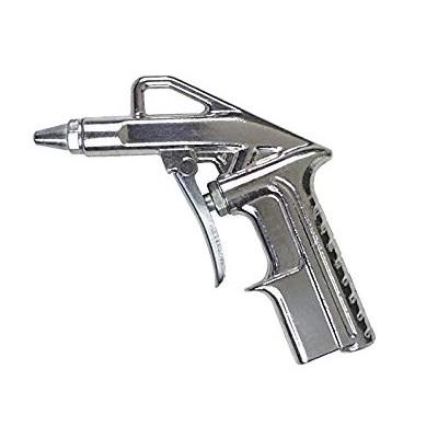 Pistola de sopro de ar em alumínio