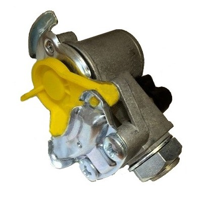 Yellow Coupling Head With...
