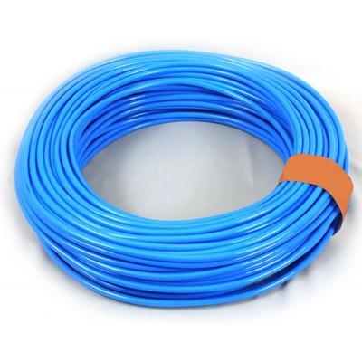 Tubo Tecalán Poliamida Azul