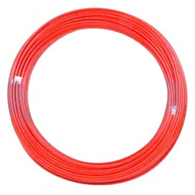 Tecalán Polyamide Red Pipe