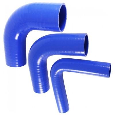 Tubulação De Silicone 90º