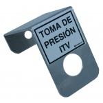 Chapa Toma De Presión ITV...