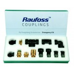 Kit Emergencia Raufoss ABC