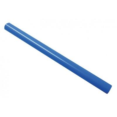 Tubería Poliamida En Barra Azul