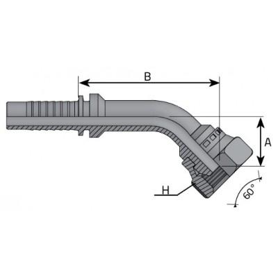 45º Elbow Press