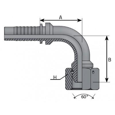 90º Elbow Press Pin