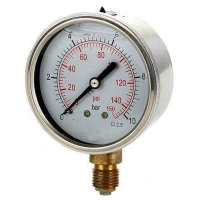 63mm Radial Gauge With...