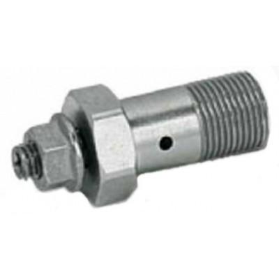 BSPP Flow regulator bolt