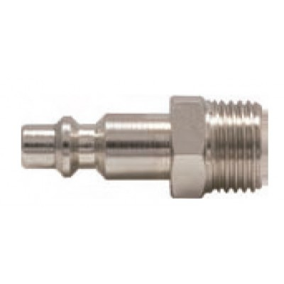 Male threaded Quick ball shaft