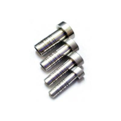 Espiga Soldable Aluminio
