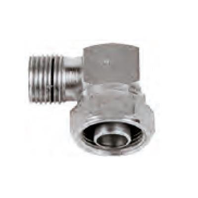 90º O-ring - Rotalock adaptor