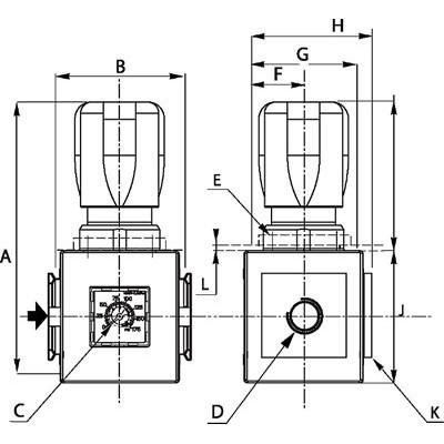 Regulador Modelo 652