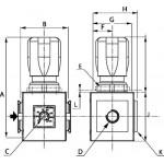 Regulador Modelo 651