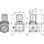 Regulador Modelo Mini