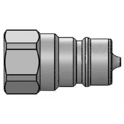 Vanne À Couplage Rapide Mâle Série ISO-A (Alternative)