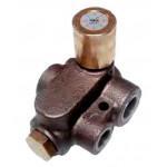 Compensated flow control valve