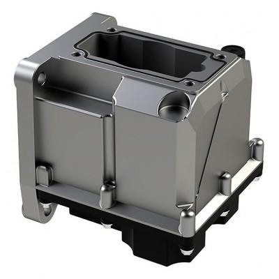 Depósito Aluminio Bomba Manual