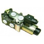 6 ways Directional flow valve