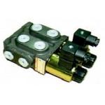 8 ways Directional flow valve