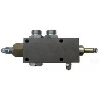 Direct tipping valve with...