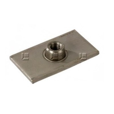Lower Plate Double Clamp