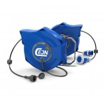 Enclosed Electric Cable Winder