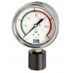 OSHA Pressure Gauge 0-4 Bar...