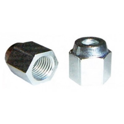 """FEMALE nuts for 3/16\\"""" - 5mm"""