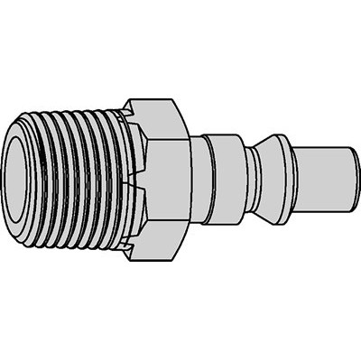 Male Quick Air Coupling...