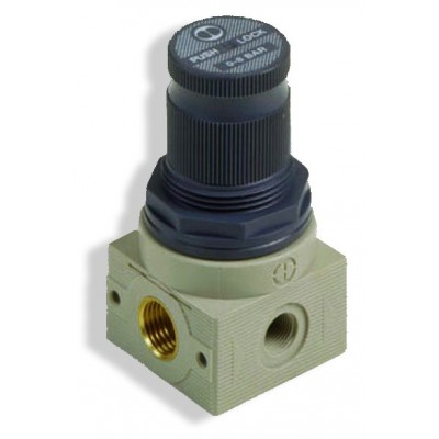 Pressure regulator 0-12 Bares