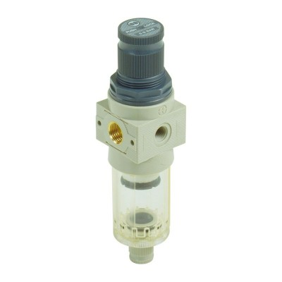Pressure regulator 0-12...