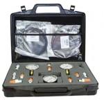 Test pressure box