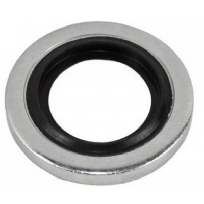 Metric bonded seal