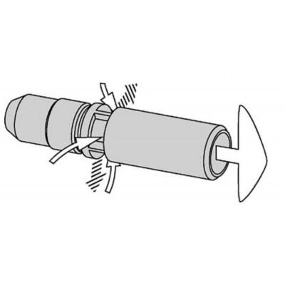 Venturi Nozzle For Blow Gun