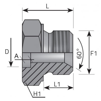 Hex Joint Weld With Encasing