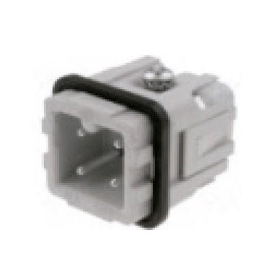 Clavija Conector ILME Metálico