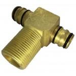 Straight adaptor -240 SYSTEM-