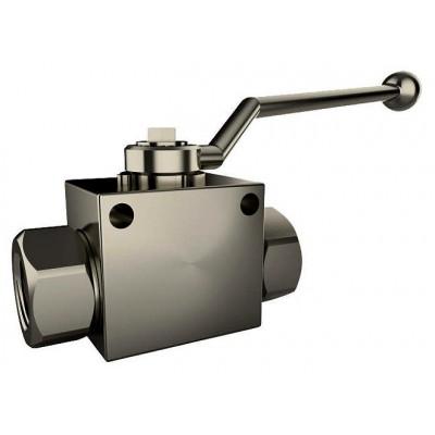 BSP 2 ways valve