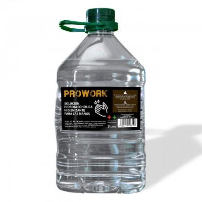 Lotion Pour Les Mains Hydroalcoolique 3 Litres
