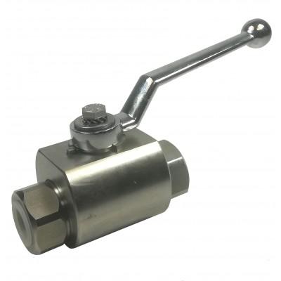STAINLESS 2 ways valve