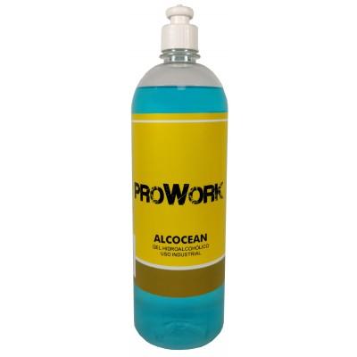 Gel Hidroalcohólico ALCOCEAN 1 Litro