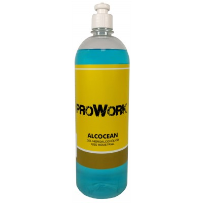Gel Hydroalcoolique ALCOCEAN 1 Litre
