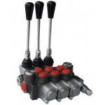Hydraulic Distributor 3 Levers