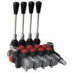 Hydraulic Distributor 4 Levers