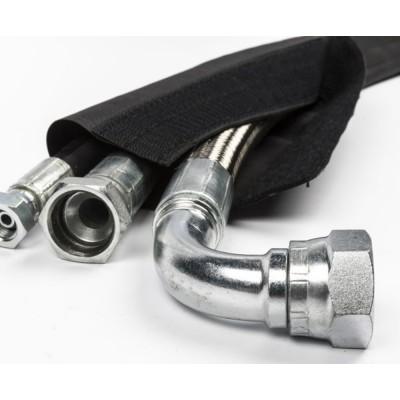Protección Textil Con Velcro