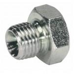 Metric male plug