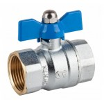 2 WAYS BALL VALVE - LOW...