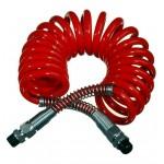Red Polyurethane Spiral...